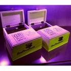 GURUBLUE06 - BLUE OREGON GURU PLANT 6 SEMI FEMM IN BOX LEGNO